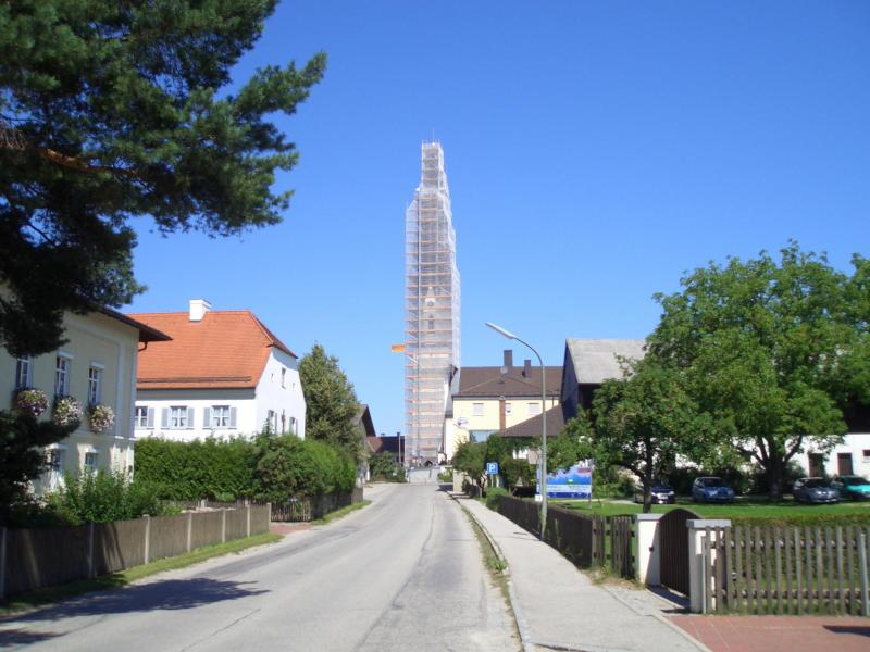 Kirche am Chiemsee